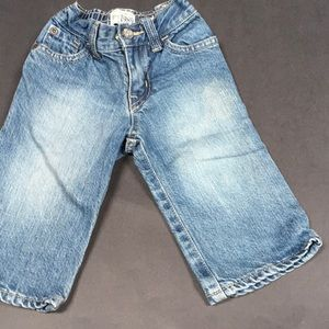 Bootcut jeans 9-12 mo
